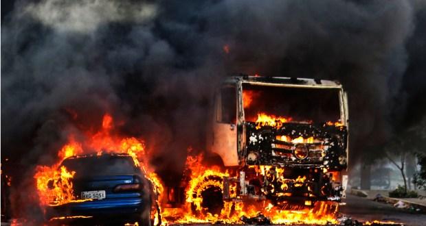 147 suspeitos de envolvimento em ataques criminosos no Ceará são capturados