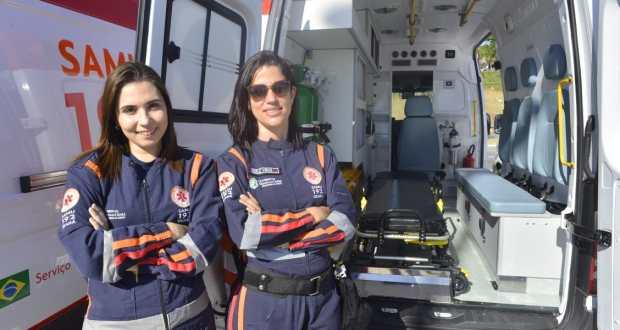 60 municípios do Ceará são contemplados com novas ambulâncias do Samu