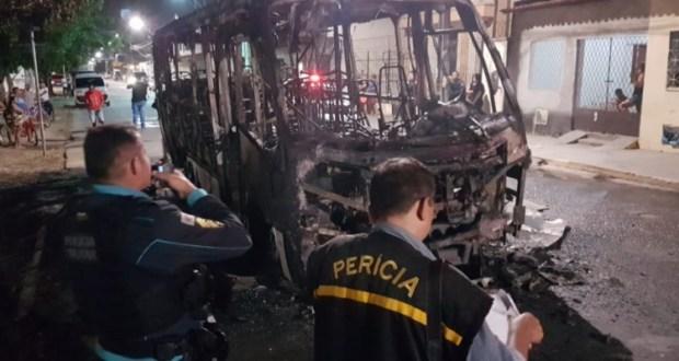 Ceará enfrenta o quinto dia de ataques criminosos