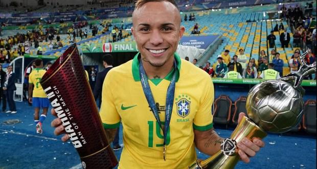 Com Everton, Tite convoca Seleção Brasileira para amistosos