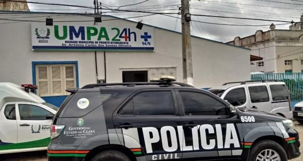 Operação contra falsos médicos: Enfermeiro e estudante de medicina são detidos no Ceará