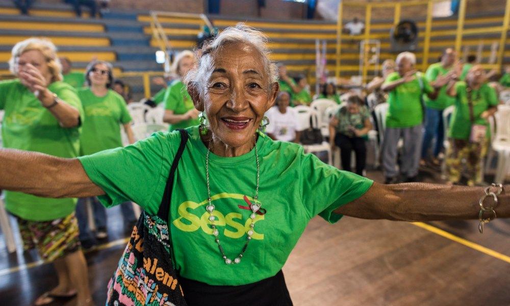 Sesc Crato dispõe de projeto que promove envelhecimento ativo