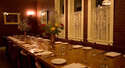 Bistrot La Minette Long Table