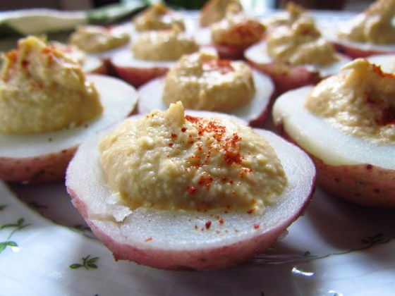 #devilled eggs