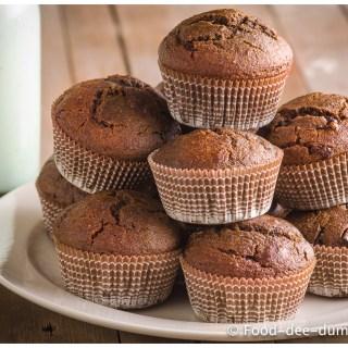 Espresso & Chocolate Chunk Muffins