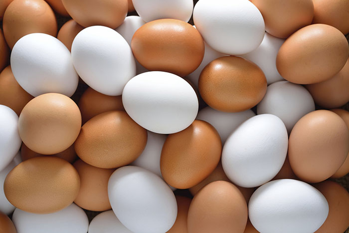 How to bring eggs to room temperature, easily and quickly.
