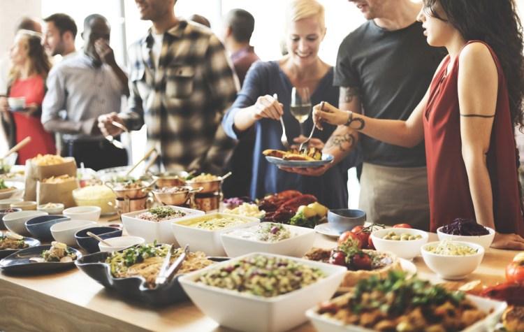 gourmet catering København