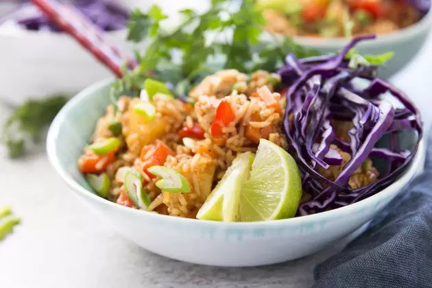 Food Network Chicken Fried Rice