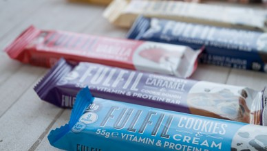 Fulfil Nutrition Vitam & Protein Bars