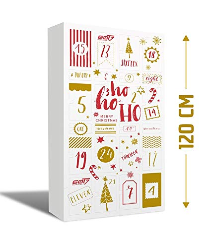 GOT7 Adventskalender