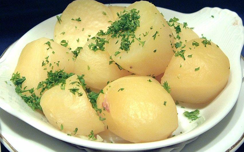 Питательные свойства картофеля