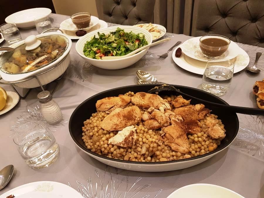 Traditional Food Of Ramadan Food Heritage Foundation