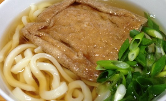 how to make Kitsune Udon