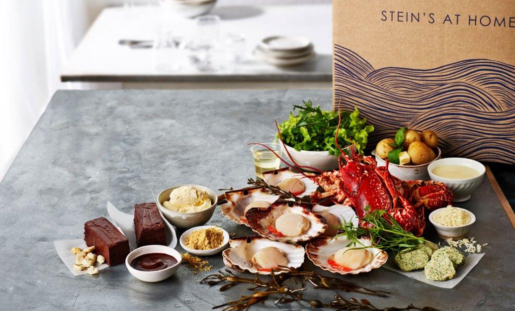 Foodie gifts Steins menu box