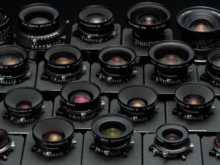 ビューカメラ レンズ