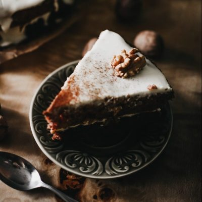 Ореховый тортик на десерт