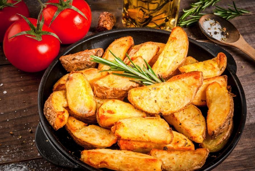 Картофель по-деревенски: простой гарнир для вашего блюда