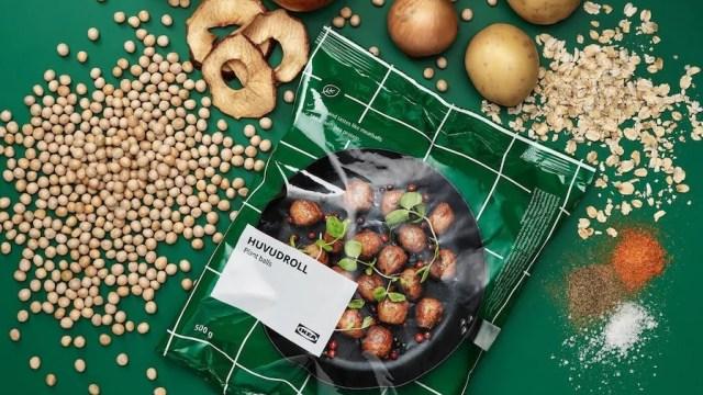 イケア植物ベース代替食