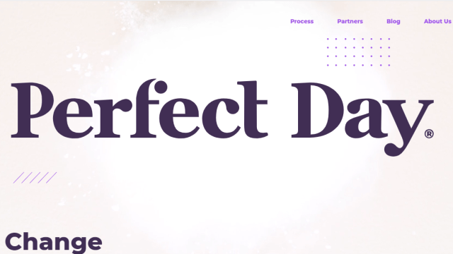Perfect Day ロゴ