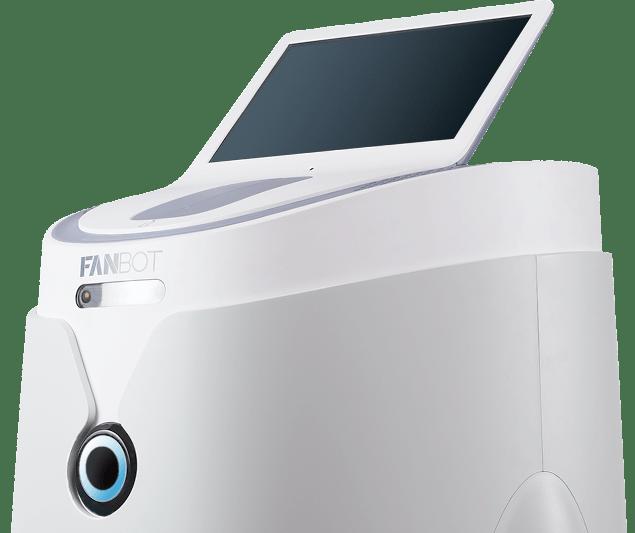 ハイテク自販機FANBOT