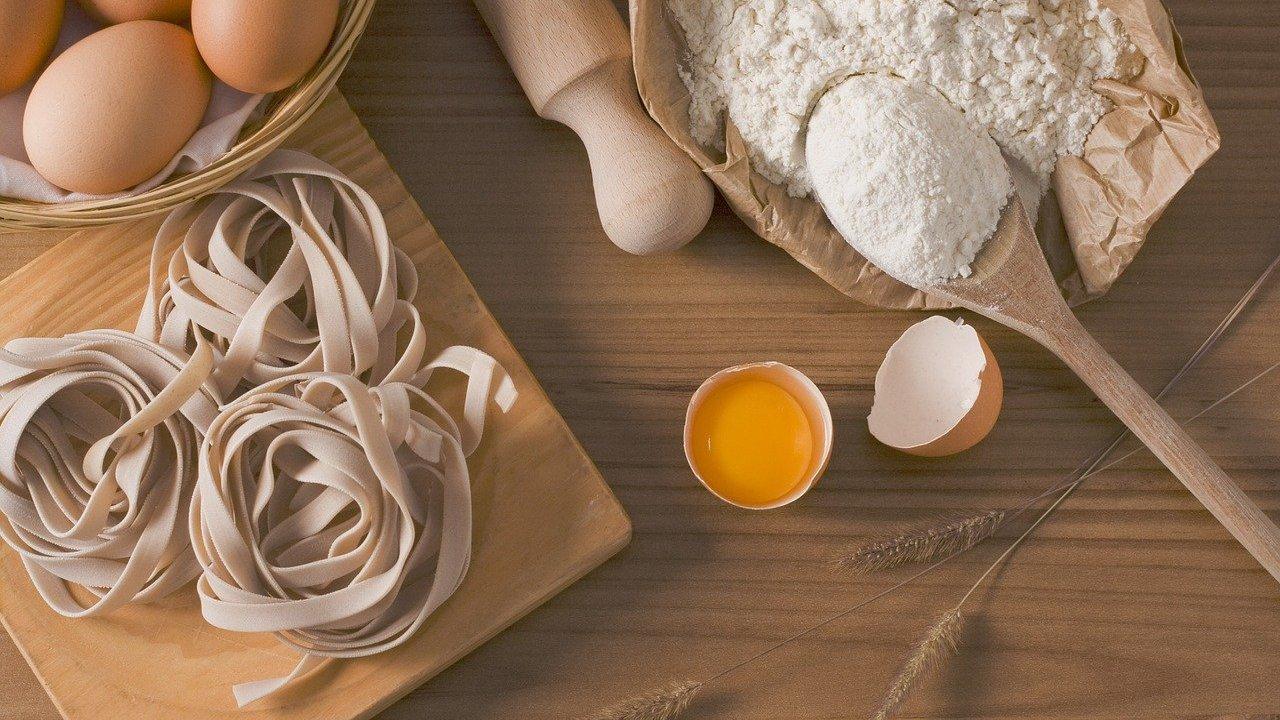 細菌発酵の代替卵