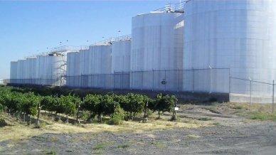 wine blending systems compressed nitrogen