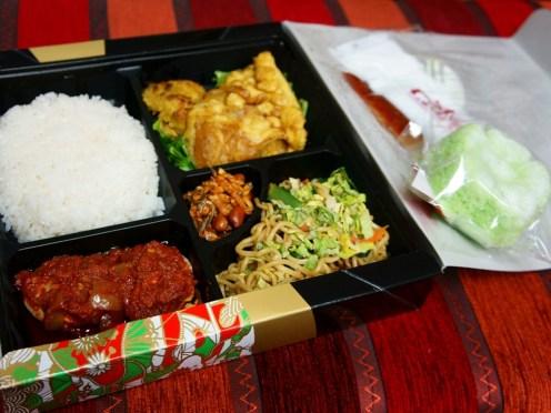 Makan-Makan di Nikahan Syafril&Yuri