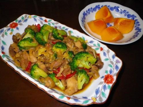Tumis Ayam Brokoli