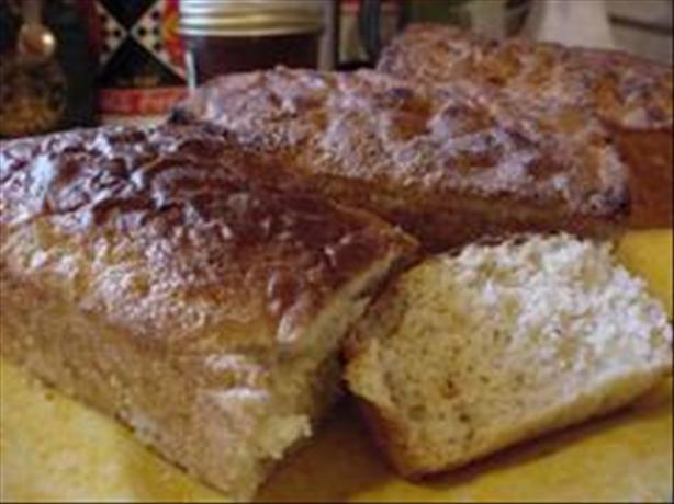 Moist Apple Bread