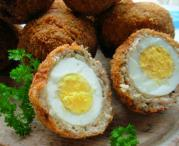 Authentic Scotch Eggs with Sausage and Sage