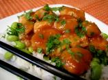 Bourbon Chicken. Photo by Caroline Cooks