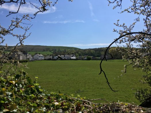 Cartmel field views