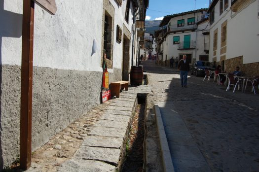 Street in Candelario