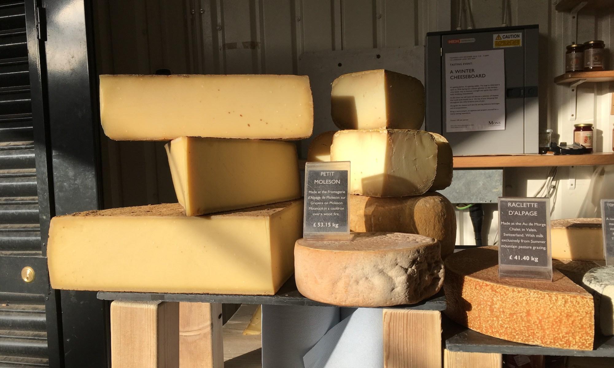 Swiss cheeses