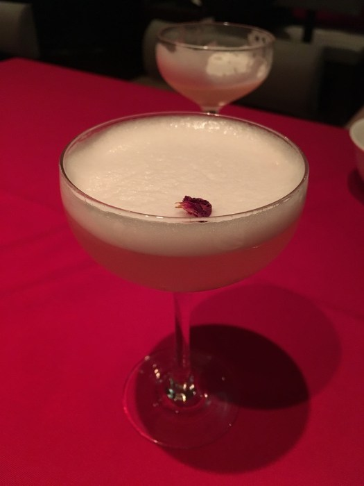 Cocktails at XU