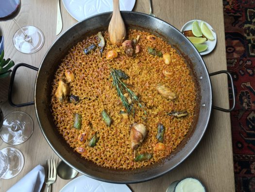 arros QD traditional paella