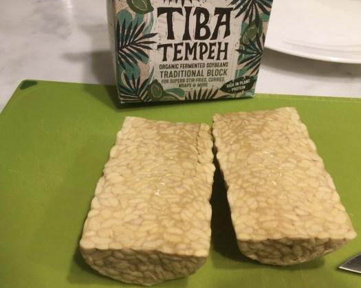 Tempeh block