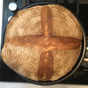 """the """"Whatever it takes"""" bread"""