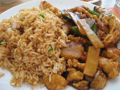 golden state seafood - garlic chicken