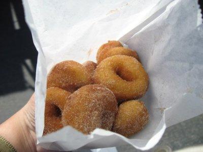 Mira Mesa Farmer's Market - Donuts