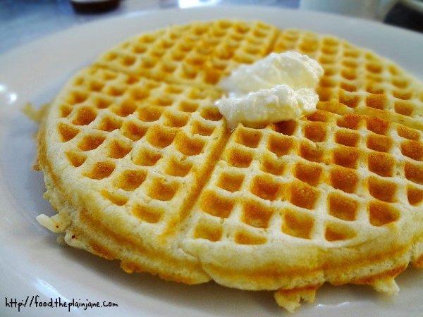 sourdough-waffle