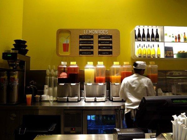 flavored-lemonades