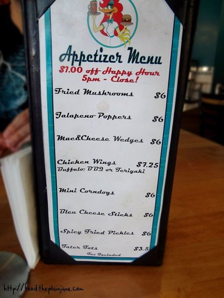 woodys-appetizer-menu