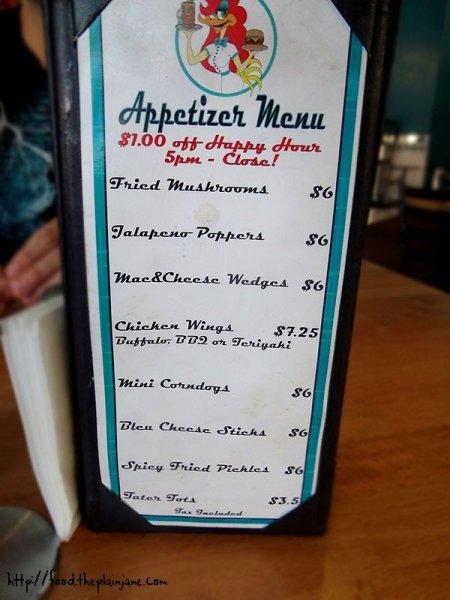 woodys-appetizer-menu