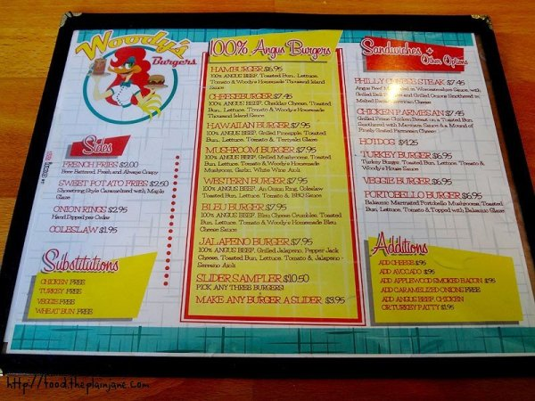 woodys-burger-menu