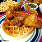 rush hour chicken and waffles / st. petersburg, fl