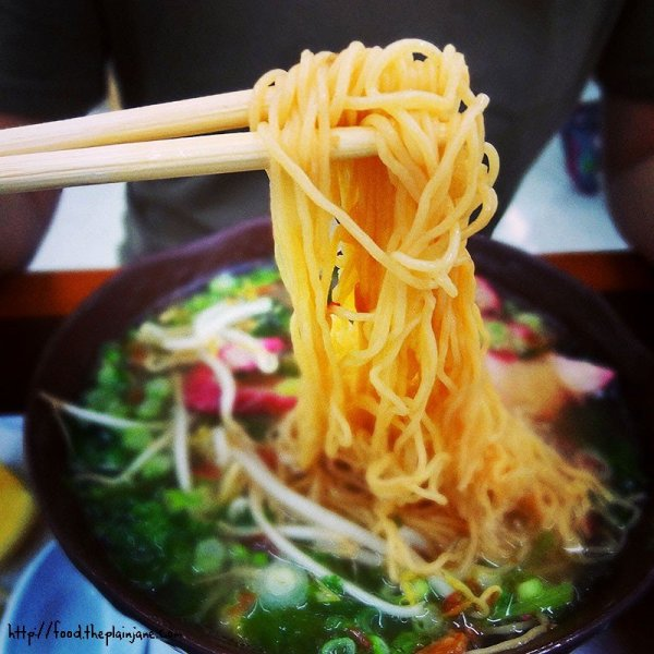 Egg Noodles - Spotted Cow Viet Kitchen