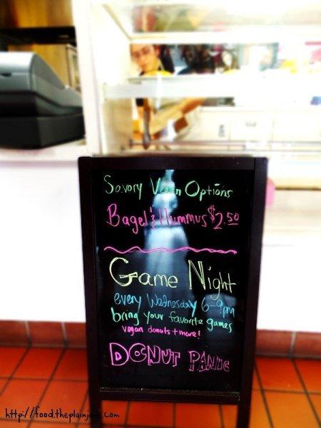 Game Night at Donut Panic - San Diego
