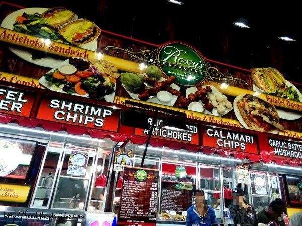 Roxy's Restaurant at the San Diego County Fair