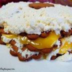 lemon ginger ice box cake for alex's lemonade stand & melissa's produce challenge